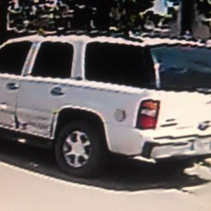 GMC Yukon, New Mexico plate NGX682- Watch out for this slimeball as he is a thief. Caught