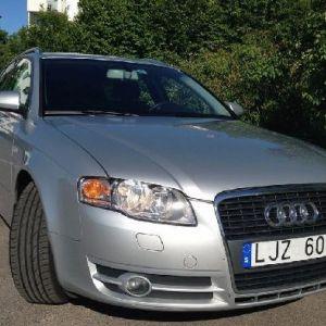 Till salu Audi A4 Avant 1.8, 2007. 6 300 €