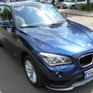 Eladom az autó BMW X1, 2014 gyártás, a megtett távolság 143.000 Km. Ár: 14, 500 EUR