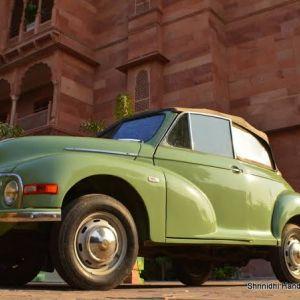 This car in narender bhawan bikaner