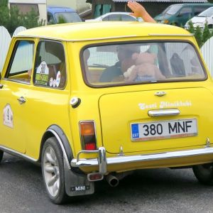 Selle Mini omanik on väga tore ja meeldiv inimene.