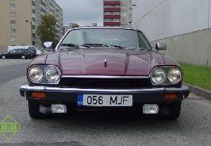 Müük Jaguar XJS 4.0, registreerimine 1992 aasta. Hind 11 000 €.